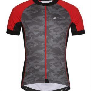 Alpine Pro MARK šedý cyklistický dres