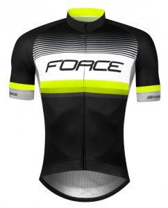 Force DRIVE černý cyklistický dres