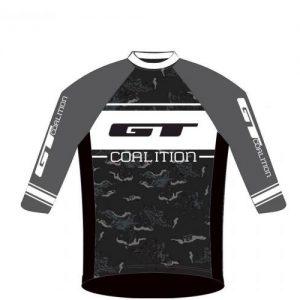 Gt Freeride Grey/white cyklistický dres