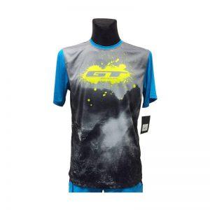 Gt Sombrio 2017 Blue/black cyklistický dres