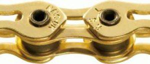 Kmc K1 SL Wide 1/2x1/8 Zlatý BOX řetěz
