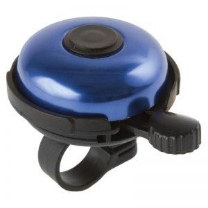 M-WAVE ALU modrý zvonek