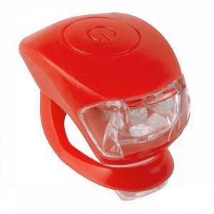 M-WAVE COBRA IV LED červené blikačky