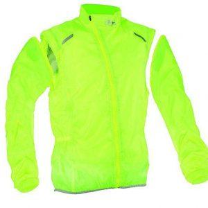 M-WAVE cyklistická reflexní bunda POUZE L (VÝPRODEJ)