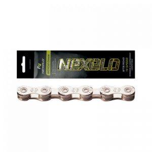 Nexelo 10 Rychlostí Stříbrný BOX řetěz