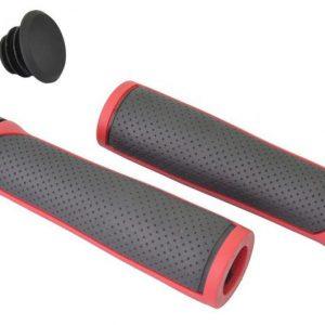 Nexelo Comfort 125mm černo/červená madla