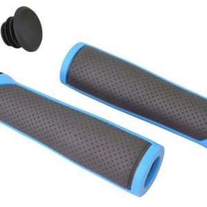 Nexelo Comfort 125mm černo/modrá madla