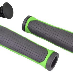 Nexelo Comfort 125mm černo/zelená madla