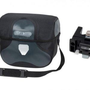 ORTLIEB Ultimate 6L Classic vodotěsná řidítková brašna + Mounting Set se zámkem