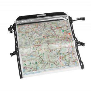 Ortlieb Accessories Map Case - výbava k Ultimate 6 - VČ. HÁČKŮ