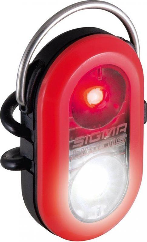 SIGMA MICRO DUO červené světlo