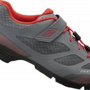 Shimano MTB SH-MT501MG šedé tretry