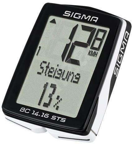 Sigma BC 14.16 STS cyklocomputer