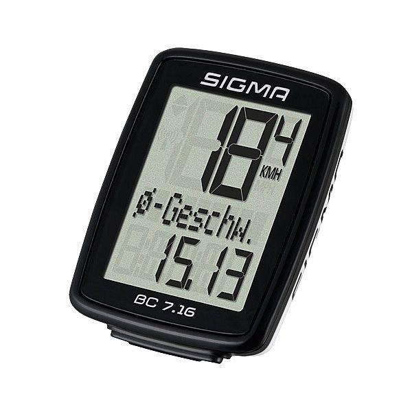 Sigma BC 7.16 cyklocomputer