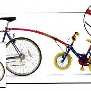 TRAIL GATOR vodící tyč pro dětské kolo