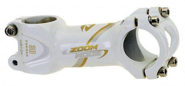 Zoom 3D 31.8mm/110mm Bílý představec