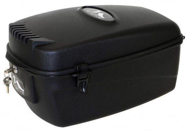 M-WAVE 17l plastový box na nosič