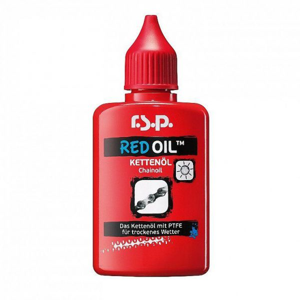 RSP RED OIL 50ml kapátko olej