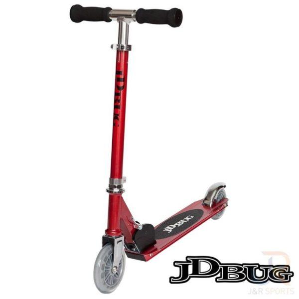 JD BUG Junior Street 100 red