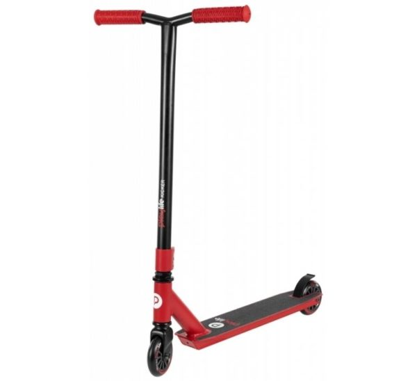 Playlife Stunt Scooter Kicker Red