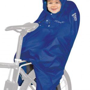 Force PONCHO-pláštěnka na dítě v sedačce modré
