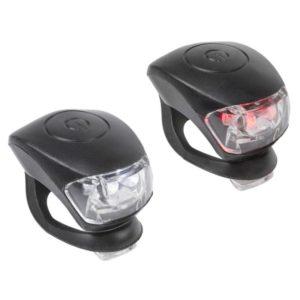 M-WAVE COBRA IV LED černé blikačky