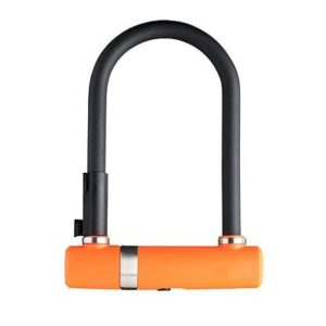 Axa Zámek Newton Ul Pro 190mm Klíč Oranžová