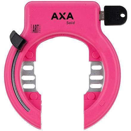 Axa Zámek Solid Růžová