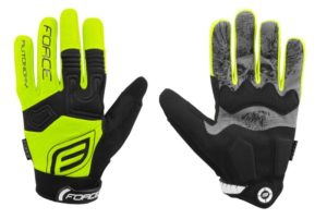 Force MTB AUTONOMY fluo cyklorukavice