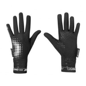 Force KID EXTRA jaro-podzim černé rukavice