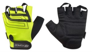Force SPORT fluo cyklorukavice