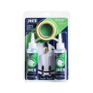 Joes Bezdušový Set Tubeless Ready Kit Eco Sealant 48/21mm