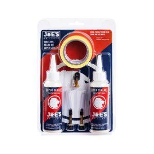 Joes Bezdušový Set Tubeless Ready Kit Super Sealant 48/25mm