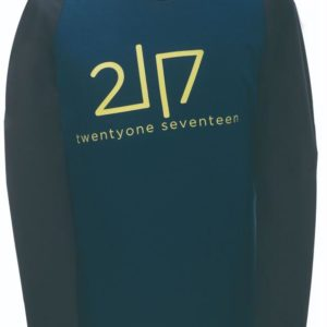 2117 FALLET - pánský MTB top s dl.ruk. - Navy