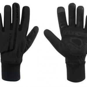 Force X72 černé rukavice zimní
