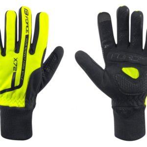Force X72 fluo rukavice zimní