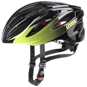 UVEX BOSS RACE BLACK LIME 2021
