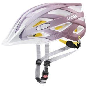 UVEX I-VO CC MIPS WHITE - ROSÉ Matt 2021