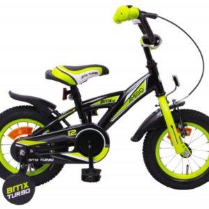 AMIGO BMX Turbo černo-žlutá 12