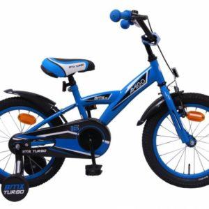 AMIGO BMX Turbo modrá 16