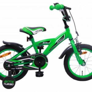 AMIGO BMX Turbo zelená 14