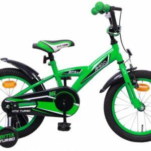 AMIGO BMX Turbo zelená 16
