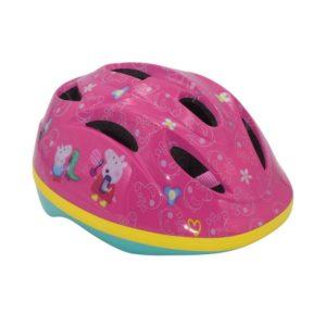 Dětská cyklistická helma Volare Prasátko Peppa