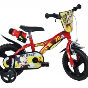Dino 612L-MY Mickey Mouse 12 dětské kolo