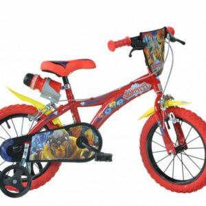 Dino 614-GR Gormiti 14 dětské kolo