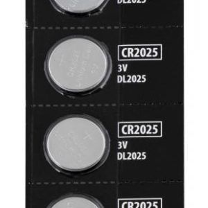 Force Baterie mincové CR2025 / 3V 1 x 5 ks
