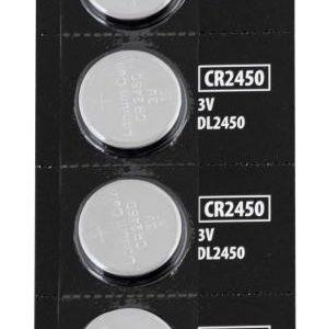 Force Baterie mincové CR2450 / 3V 1 x 5 ks