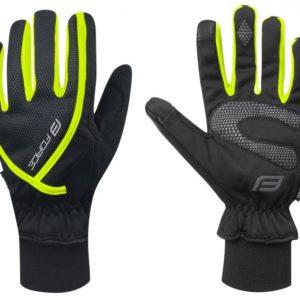 Force ULTRA TECH fluo zimní rukavice