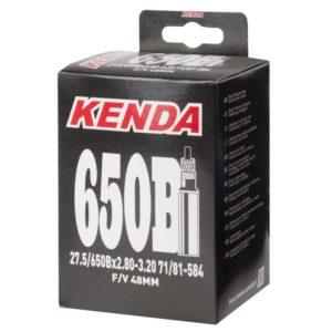 Kenda 27.5x2.4-2.8 (60/71-584) FV-48mm duše