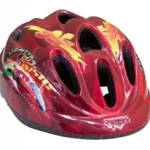 Toimsa Dětská cyklistická helma Cars (Auta)
